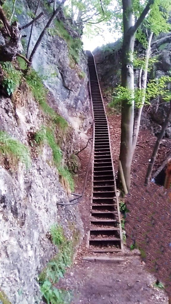 Escalera Bled