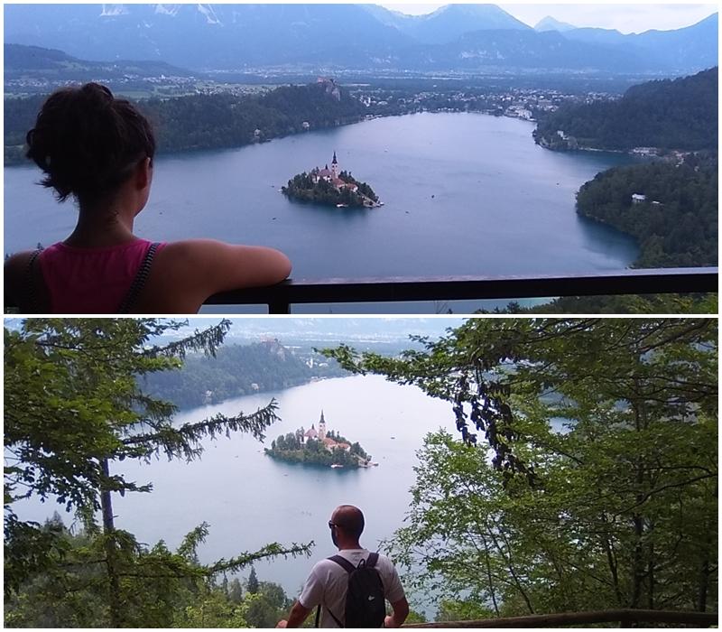 Vistas lago Bled