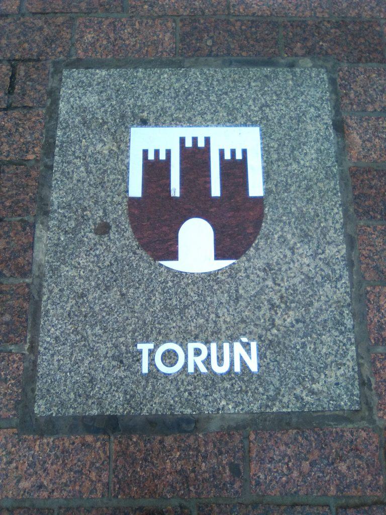 Escudo Torun