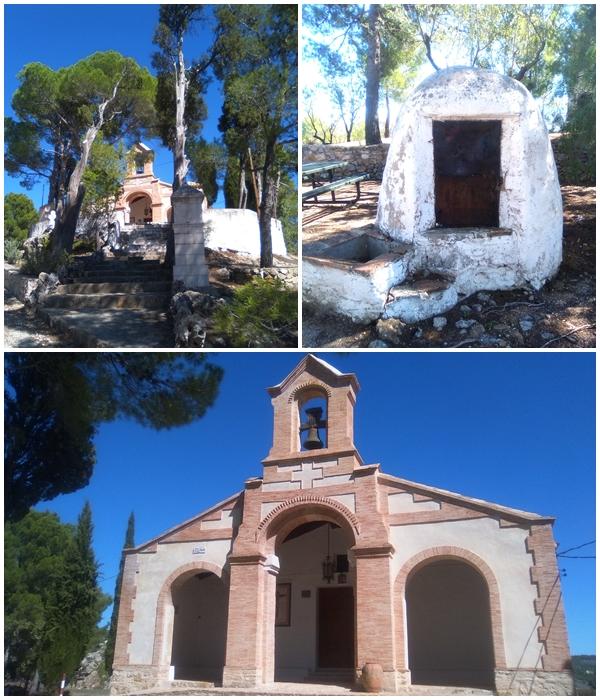 Ermita y pozo