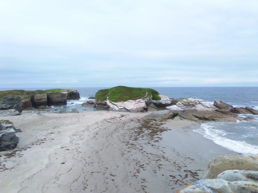 Playa de Islas, Praia das Illas