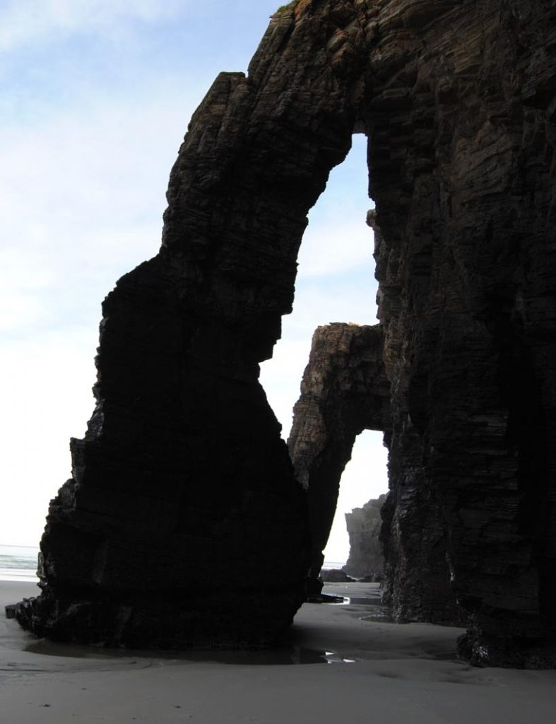 Arcos Playa Catedrales