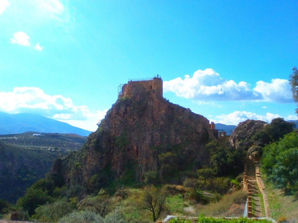Castillo Lanjarón