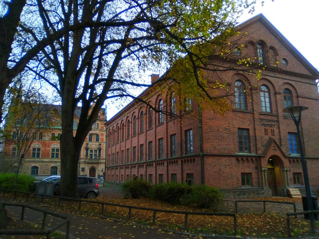 Museo historia Lund