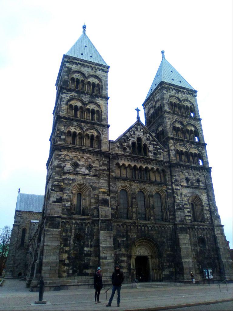 fachada Catedral de Lund