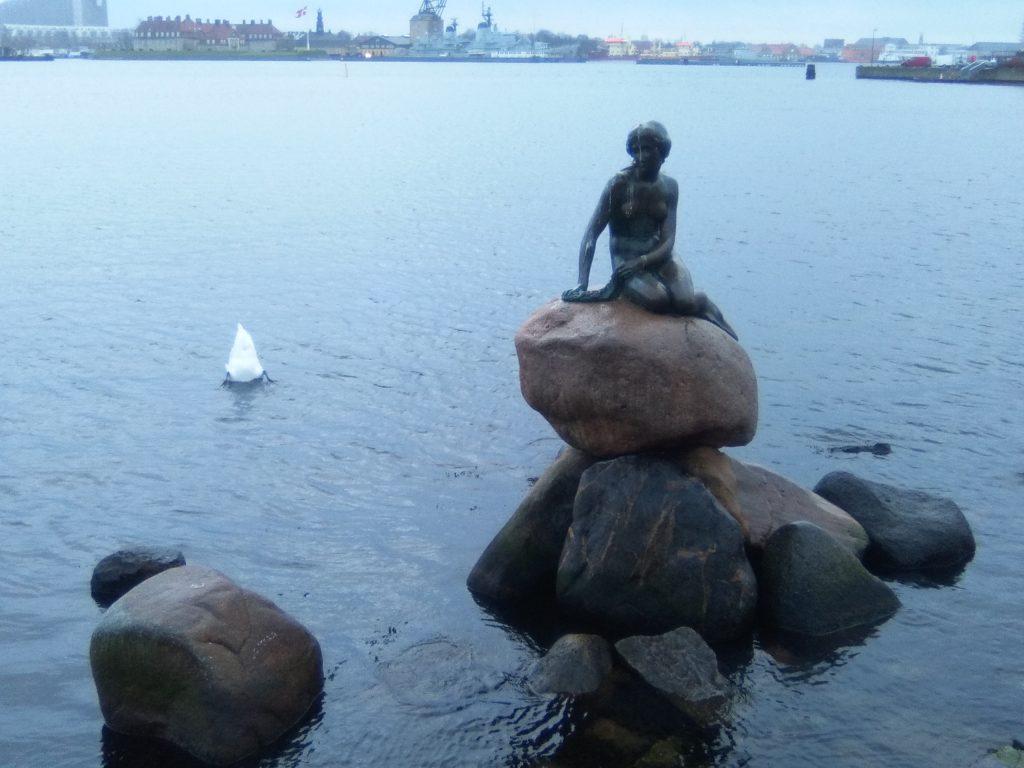 La Sirenita Copenhague