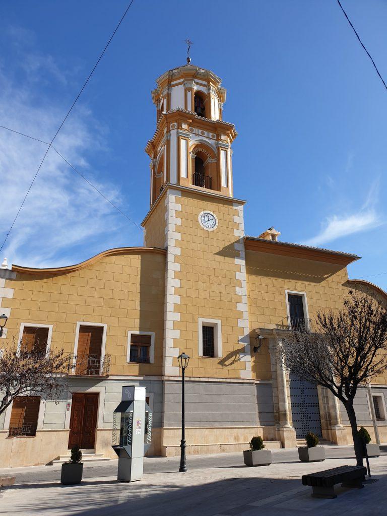 Iglesia Bullas