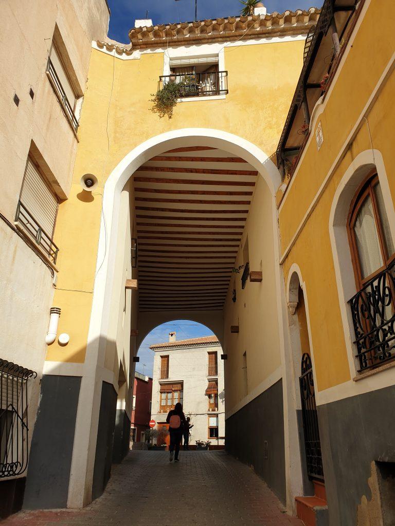 Zacatín Bullas Plaza Vieja