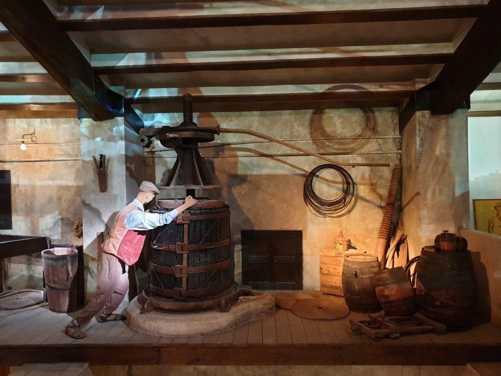 Museo del vino Bullas