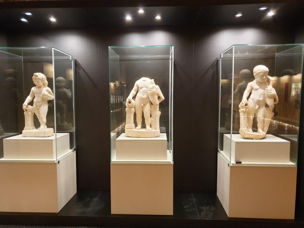 Estatuas de Los Cantos de Bullas