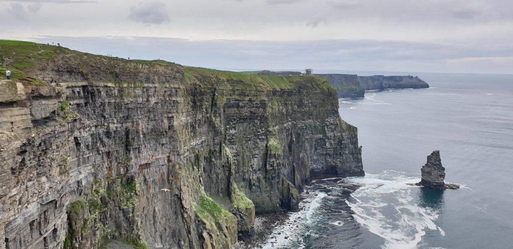 Irlanda, acantilados de Moher