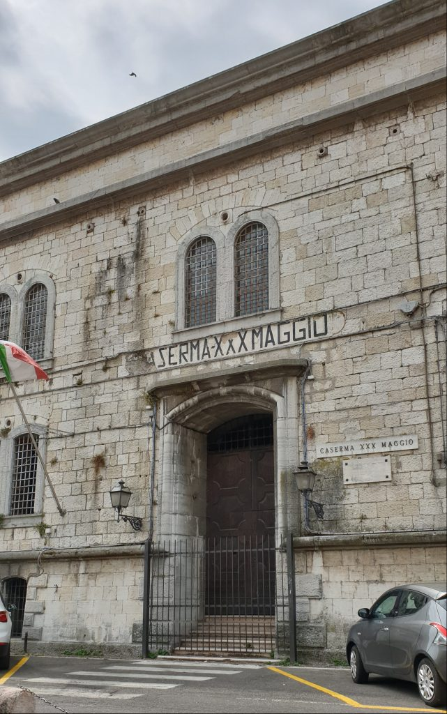 Antigua cárcel de Peschiera