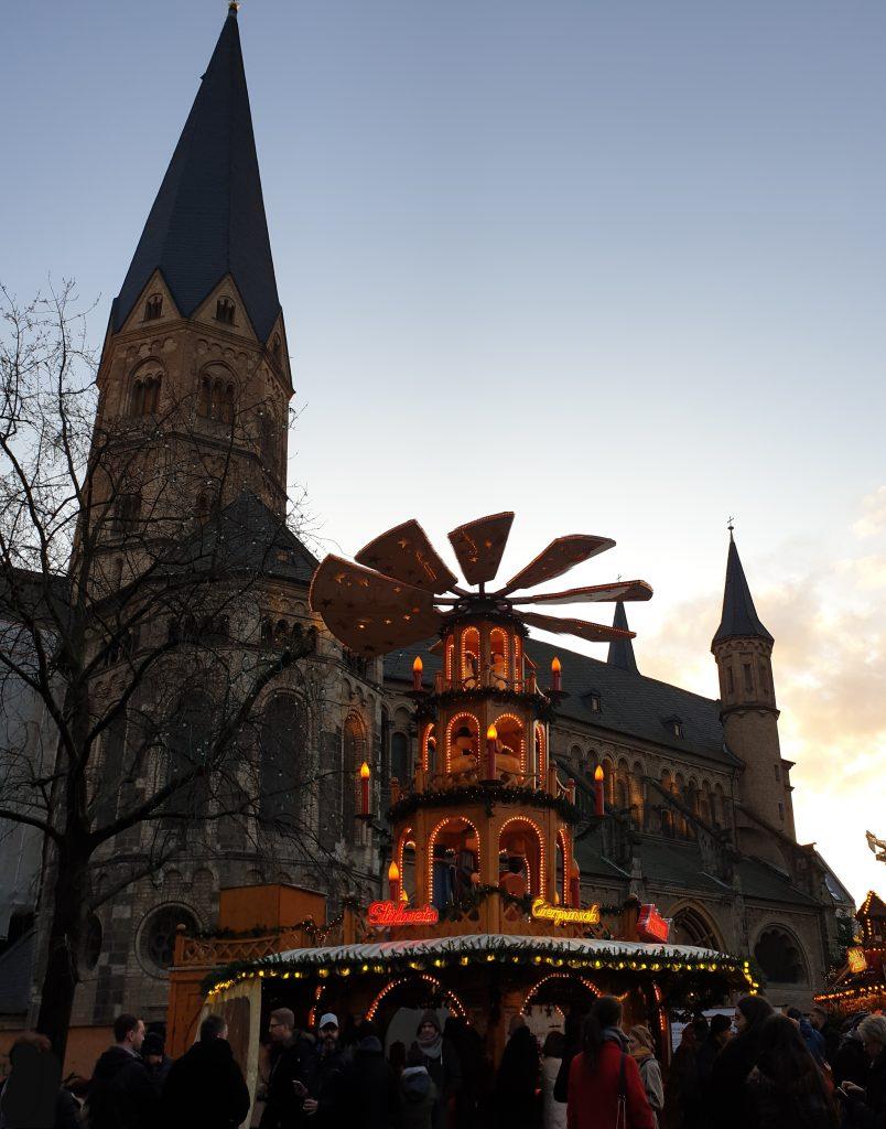 Mercadillo de Navidad de Bonn