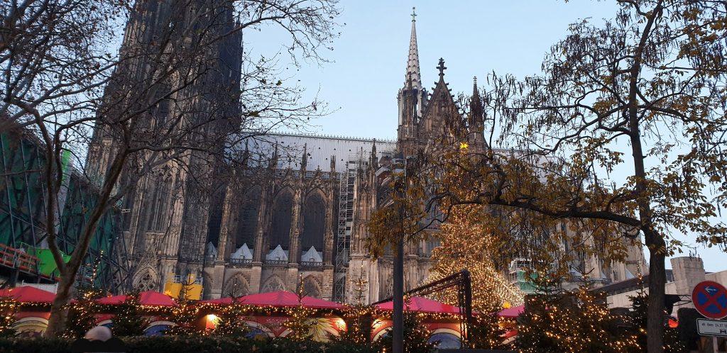 Mercadillo de Navidad de Colonia
