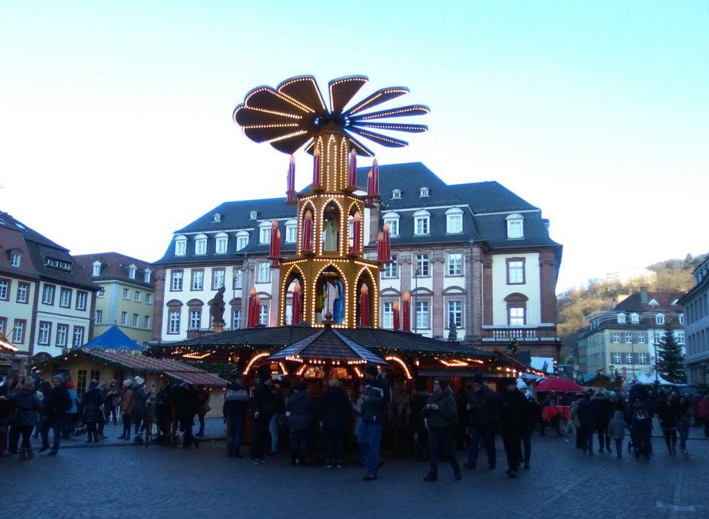 Mercadillo de Navidad de Heidelberg