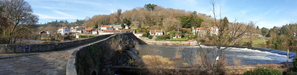 Panorámica Ponte Maceira