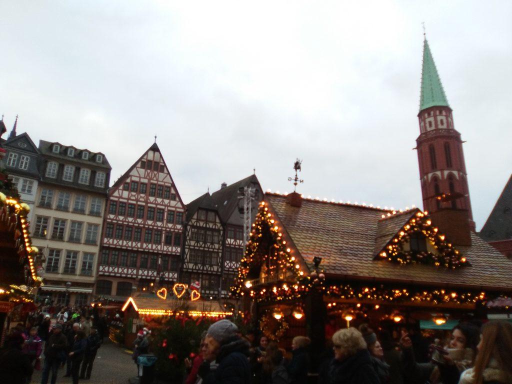 Mercadillo de Navidad de Frankfurt