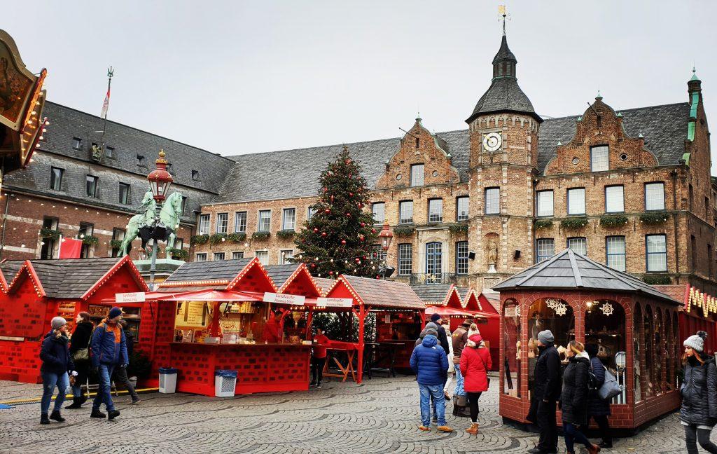 Mercadillo de Navidad de Düsseldorf