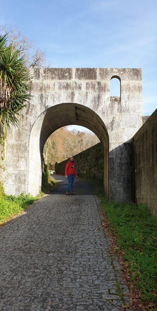 Arco en Ponte Maceira