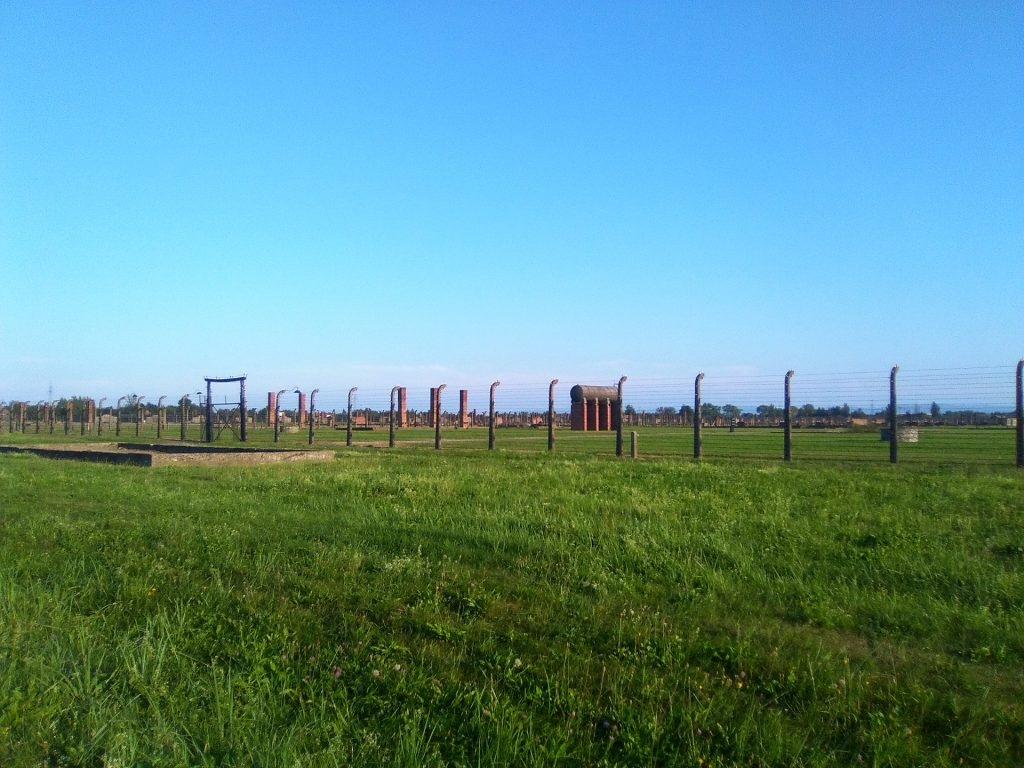 Vallas de Auschwitz