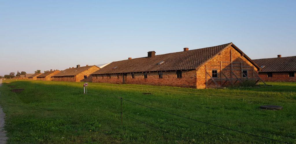 Barracones de Auschwitz II-BIRKENAU