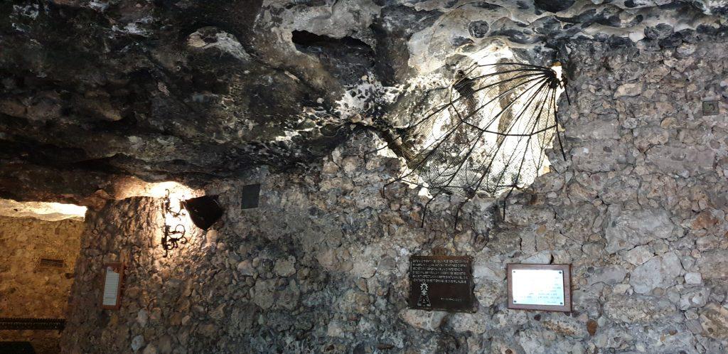 Manantial de agua dentro del Santuario