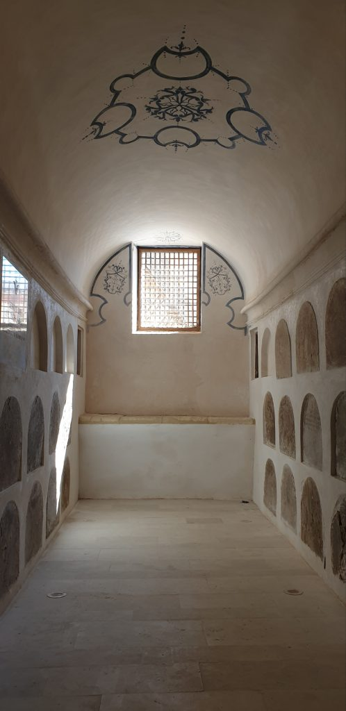 Cripta en San Patricio, Lorca