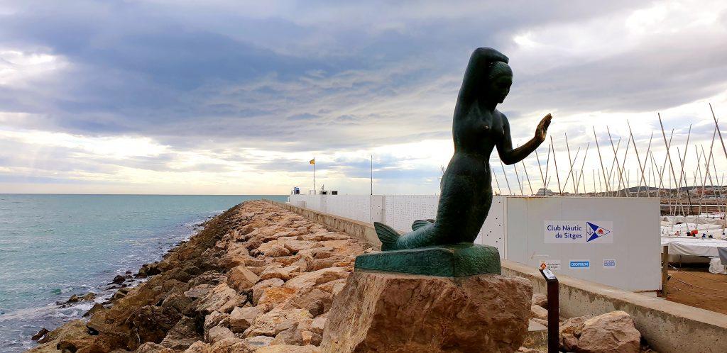 Sirenita de Sitges