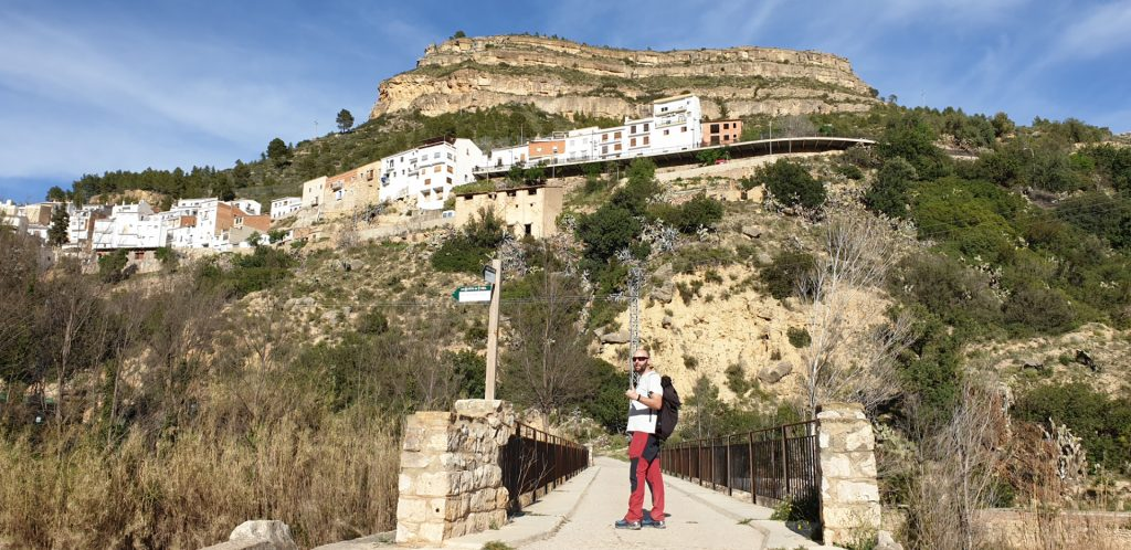 Puente en Chulilla