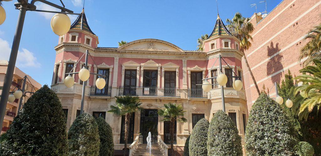 Palacete Huerto Ruano