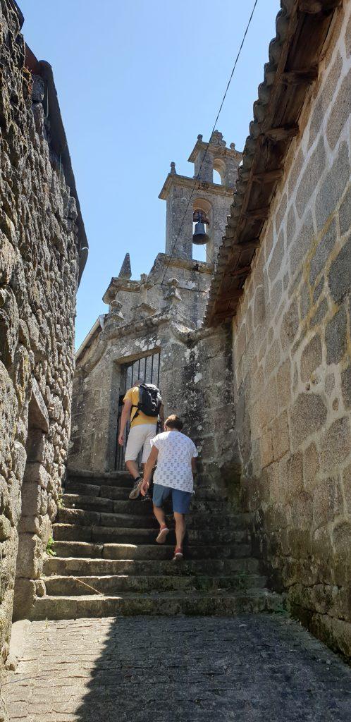 San Lorenzo de Barxacova