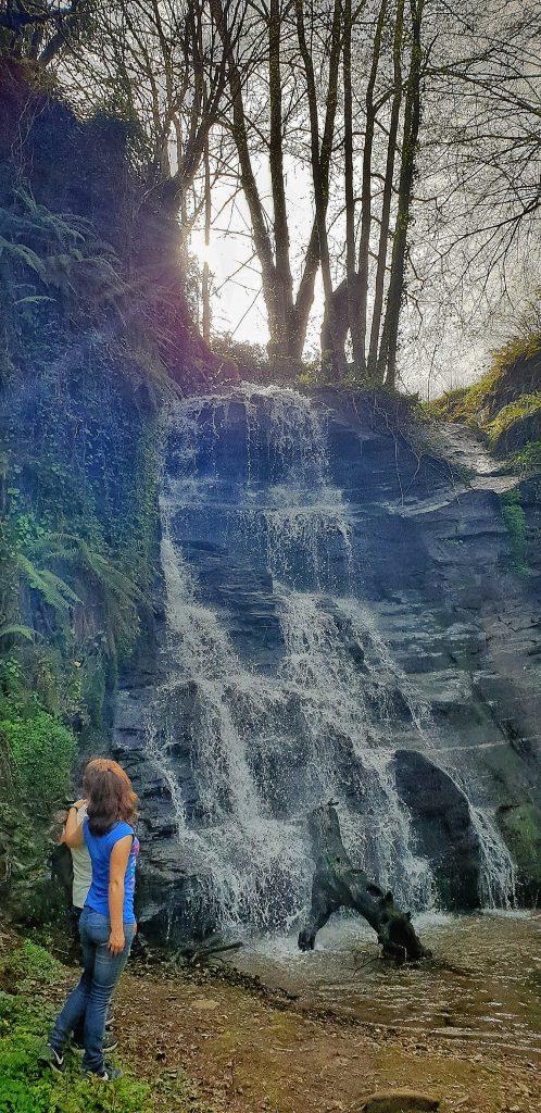 Cascada Sarria