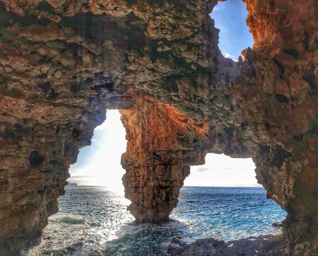 Cova dels Arcs de Benitatxell